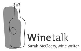 Wine Talk Logo